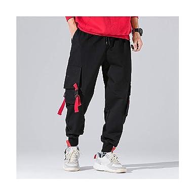 Amazon.com: Woodin-nsdud5- Pantalones de carga de algodón ...