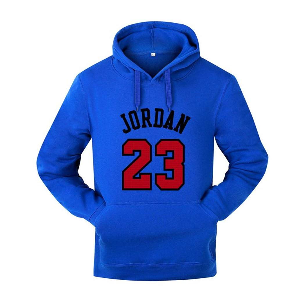 IS Gusssy Men Hoodies Pullover Hip Hop Mens Tracksuit Sweatshirts Men Sportswear Print L Blue