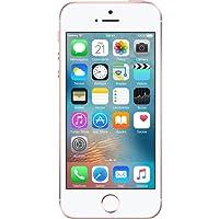 """iPhone SE Apple 16GB A9 64Bits Câmera iSight 12MP iOS 9 Tela MultiTouch 4"""" Ouro Rosa"""
