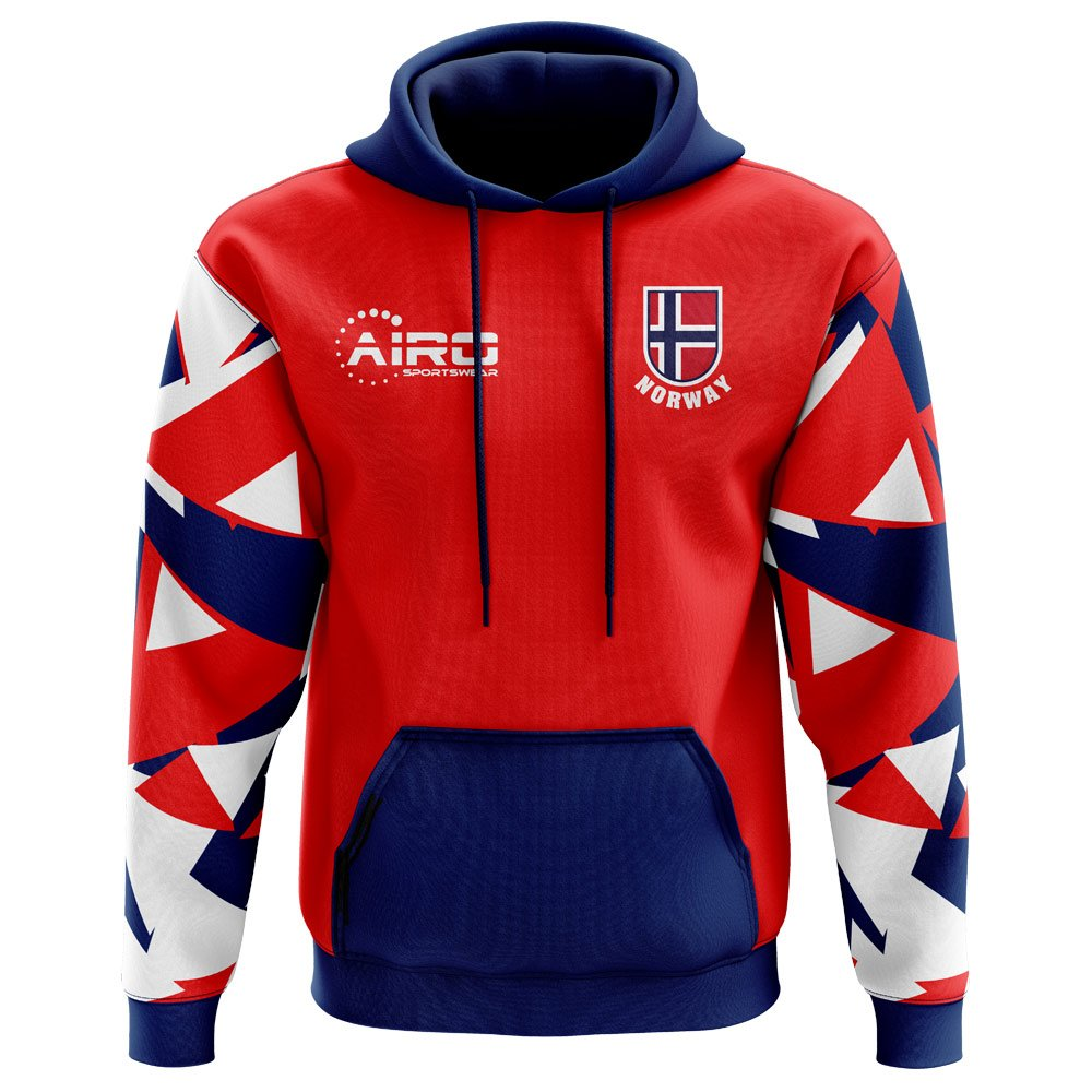 Airo Sportswear 2018-2019 Norway Home Concept Football Hoody