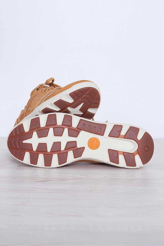 Timberland Uomo Sneakers Flyroam in Pelle Miele Numero