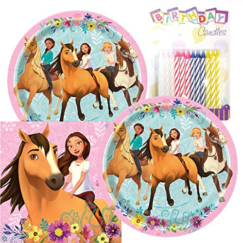 Spirit Riding Free Birthday Party Pack - Includes 7