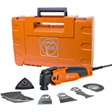 FEIN FMM350QSL MultiMaster QuickStart StarlockPlus Oscillating Multi-Tool with snap-fit accessory change
