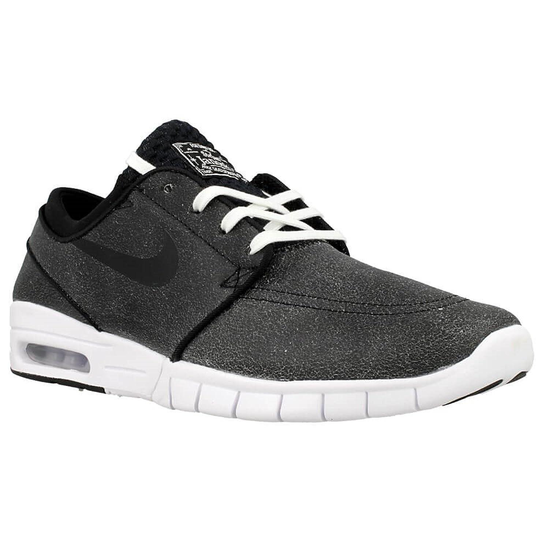 Amazon.com | Nike STEFAN JANOSKI MAX L Mens Sneakers (13, Black/white/wolf  Grey/black) | Fashion Sneakers