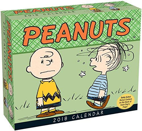 Where to find peanuts calendar 2018 day to day?