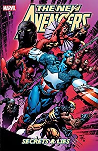 Amazon com: New Avengers Vol  6: Revolution (The New Avengers) eBook