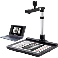 Daseey X1000 Document Camera Scanner A3 Capture Size Dual Camera USB2.0 High Speed Scanner with LED Light OCR Function…