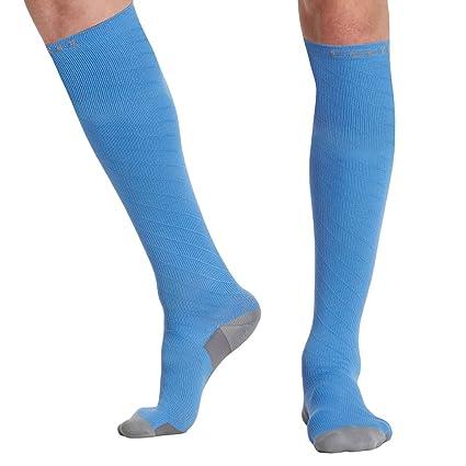 20c8f134bd8 Compression Socks for Women and Men 20-30 mmHg - Graduated Recovery Socks  for Shin Splints