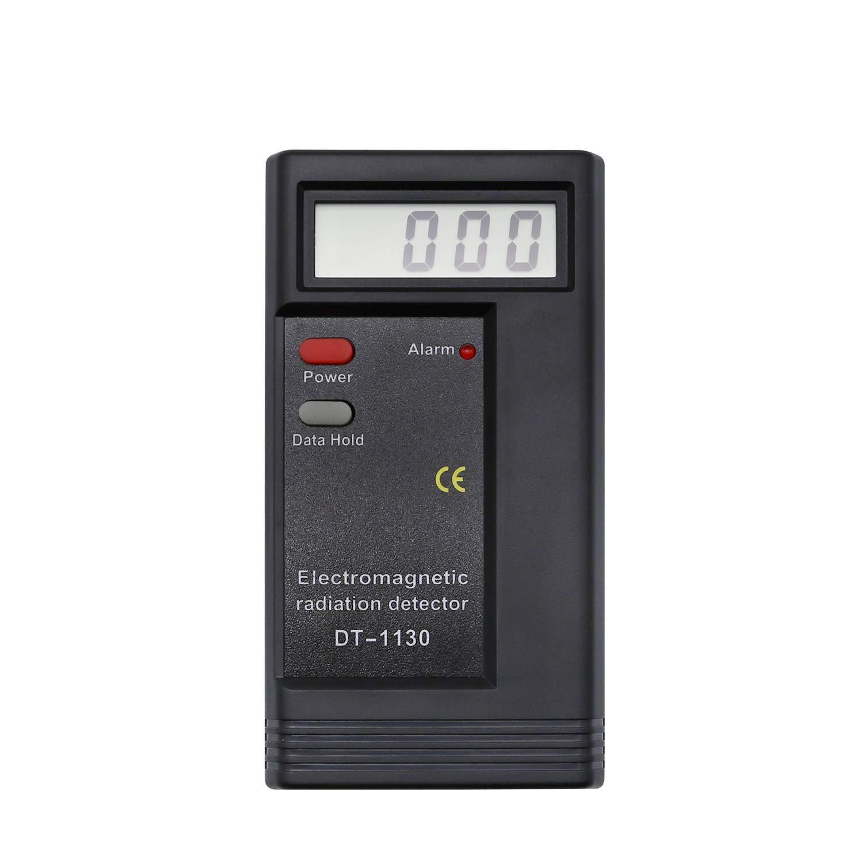 InnoLife New Handheld Digital Electromagnetic Radiation Detector EMF Meter Tester Ghost Hunting Equipment