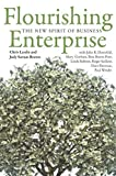img - for [ Flourishing Enterprise: The New Spirit of Business Laszlo, Chris ( Author ) ] { Hardcover } 2014 book / textbook / text book