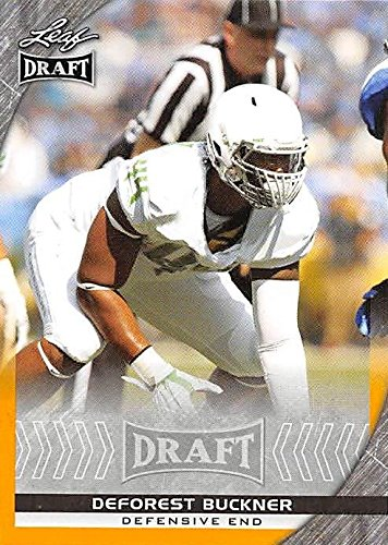 1c3fd96fae7 Deforest Buckner Football Card (Oregon