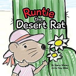 Runtie the Desert Rat by [Winters, Sharon]