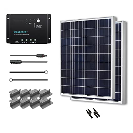 Amazon.com: renogy 200 vatios 12 voltios Solar ...