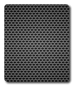 3d mouse pads Metal Hole Black PC Custom Mouse Pads / Mouse Mats Case Cover