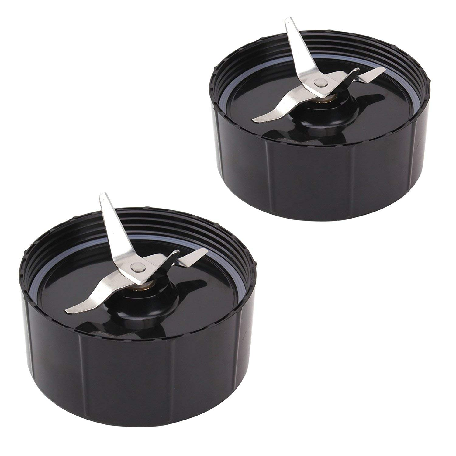 """Science Purchase 78BW2401411- Pack of 2 Replacement Cross Blades for Original Magic Bullet (Model MB1001, 250W) Blender, Juicer, and Mixer, 2.5"""" Height, 4"""" Width, 4"""" Length (Pack of 2)"""