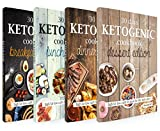 The Big Ketogenic Cookbook: Delicious & Nutritious Keto Diet Recipes: High Fat Low Carb Cookbook for Breakfast, Lunch, Dinner & Dessert