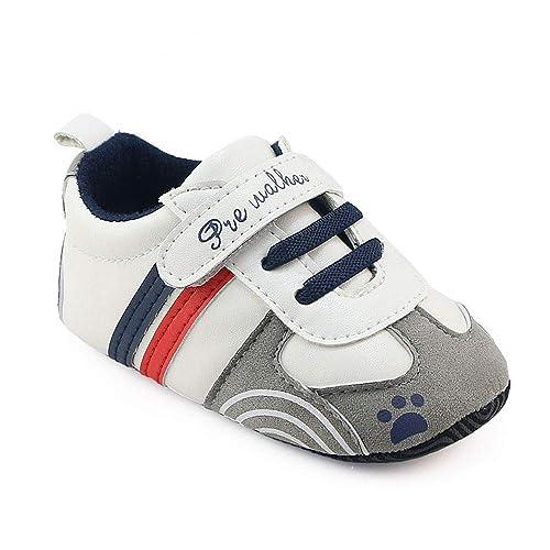 Logobeing Zapatos de Bebe Recién Nacidos Bebés Botines Zapatillas ...