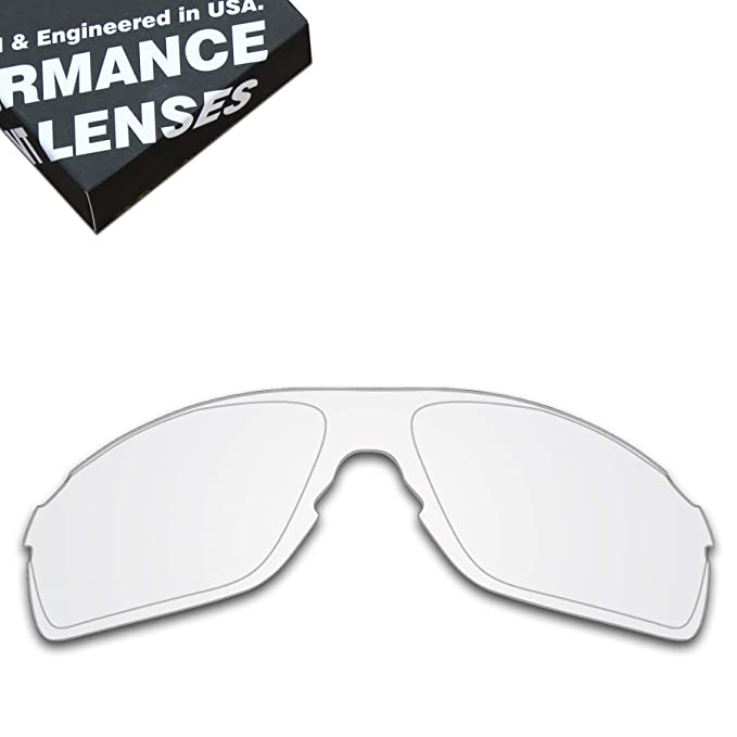 f47ffe43f8 Image Unavailable. Image not available for. Color  ToughAsNails Lens  Replacement for Oakley EVZero Pitch Sunglass ...