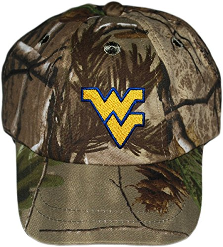 Creative Knitwear West Virginia University Mountaineers Baby and Toddler Baseball Hat