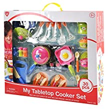 My Tabletop Cooker set (over 30 pieces)