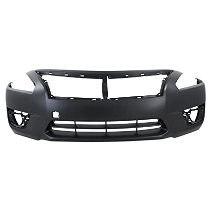 amazon com mbi auto painted to match, front bumper cover fascia