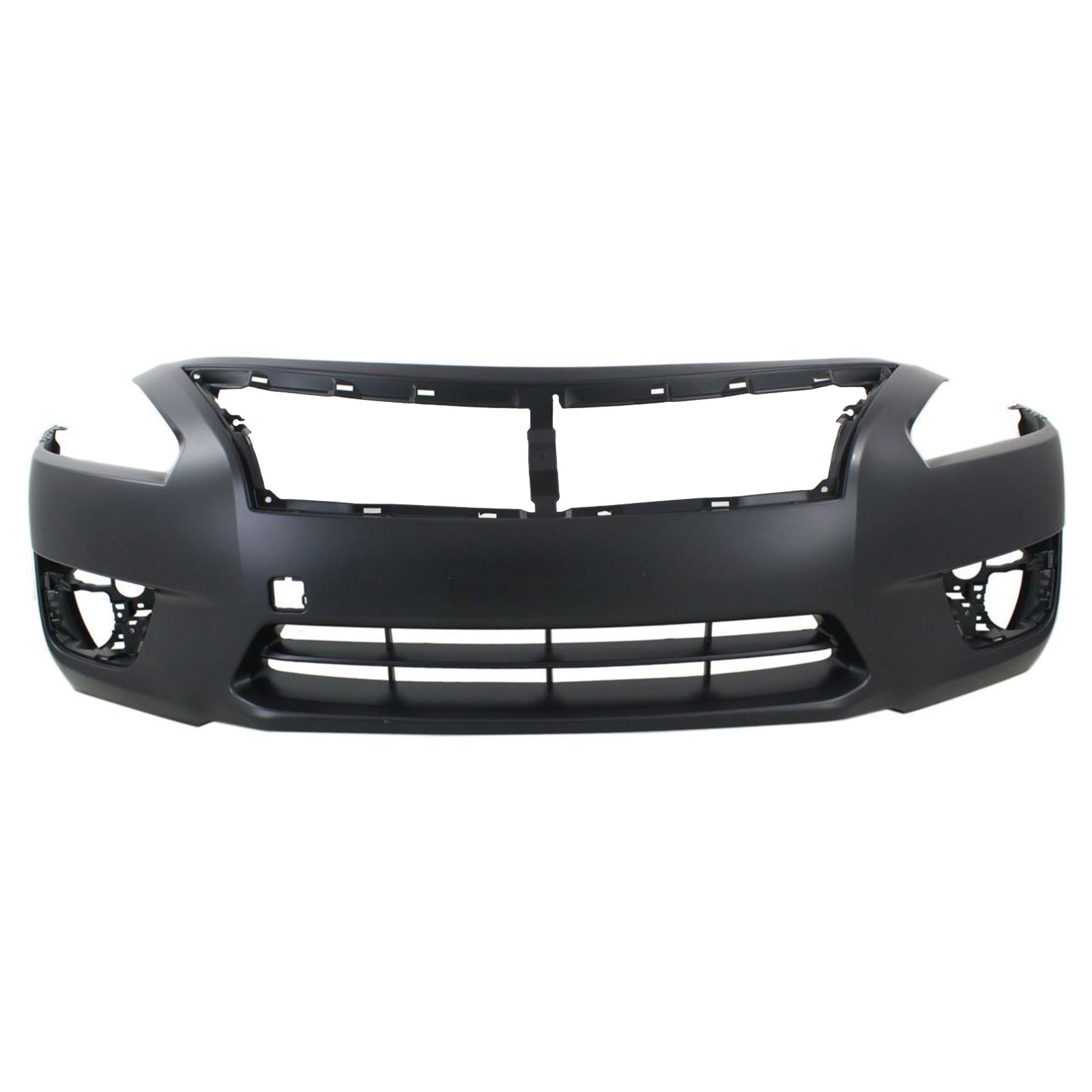 MBI AUTO - Painted to Match, Front Bumper Cover Fascia for 2013 2014 2015 Nissan Altima Sedan 13-15, NI1000285