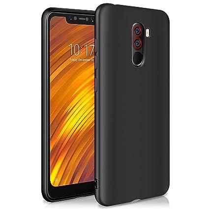 Leathlux Funda para Xiaomi Pocophone F1, Carcasa Pocophone ...