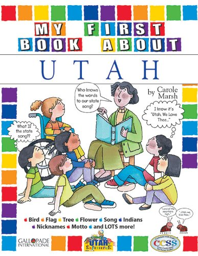 My First Book About Utah! (Utah Experience) pdf