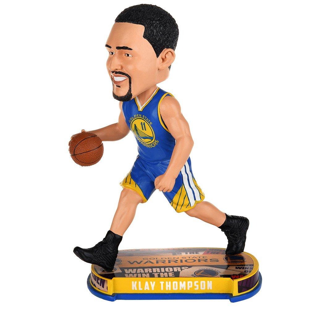 NBA Headline Bobble Head #11 Klay Thompson Golden State Warriors