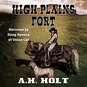 High Plains Fort Audiobook