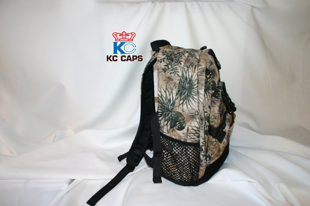 KC Caps Outdoor Camouflage Backpack Waterproof Hunting Rucksacks Casual Hiking Daypack Bag for Camping Trekking Fishing Travel by KC Caps (Image #3)