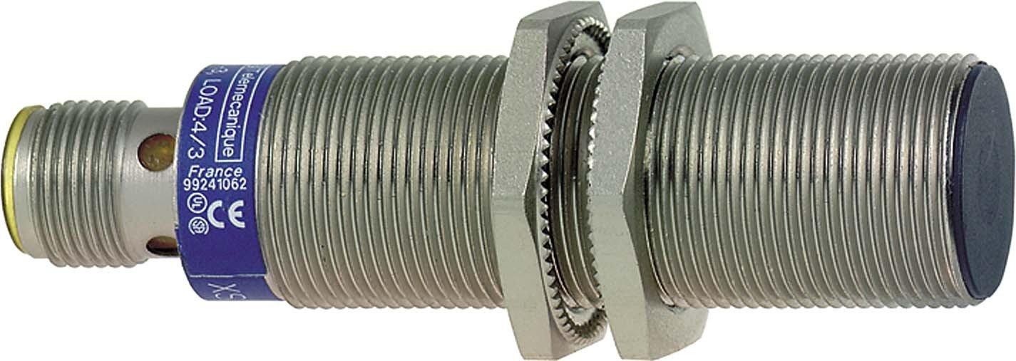 Telemecanique psn - det 33 04 - Detector proximidad 4 hilos pnp/npn/na/nc diámetro 18 conector: Amazon.es: Bricolaje y herramientas