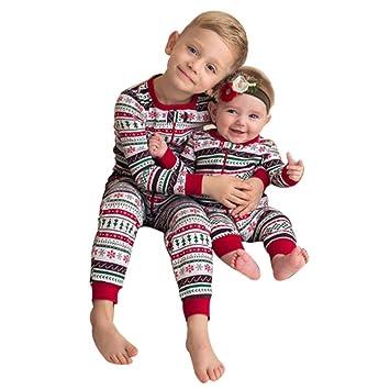 373769dce9466 Boy bébé fille Cothes Tenue de Noël Bovake nouveau-né Infant bébé garçon  Imprimé Grenouillère