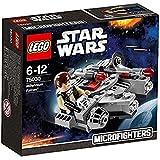 """レゴ (LEGO) スター・ウォーズ マイクロファイター""""ミレニアム・ファルコン"""" 75030"""