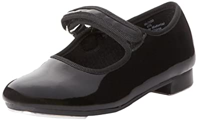 Amazon.com: Dance Class zapatos de tap Mary Jane (infantes ...