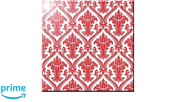 Rikki Knight 6 x 6 Eat Sleep Repeat Design Ceramic Art Tile