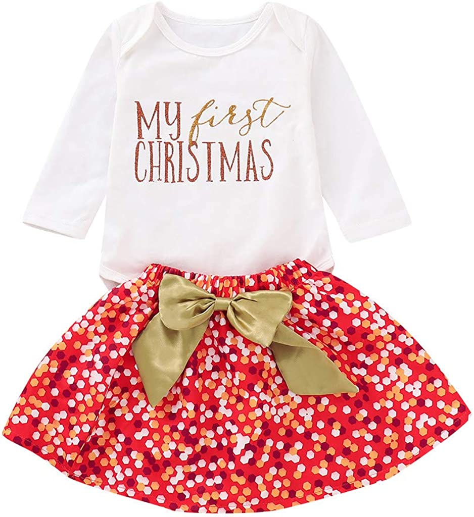 TM Jchen Baby Kids Little Girls Short Sleeve Patricks Day Letter Print Princess Dress+Shoes+Headbands Outfits