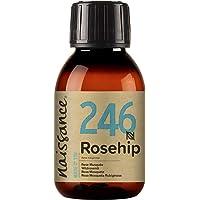 Naissance Rosehip Seed Oil (Rosa Rubiginosa) (nr. 246) 100ml - Puur, Natuurlijk, Hydraterend, Voedend en Hydraterend