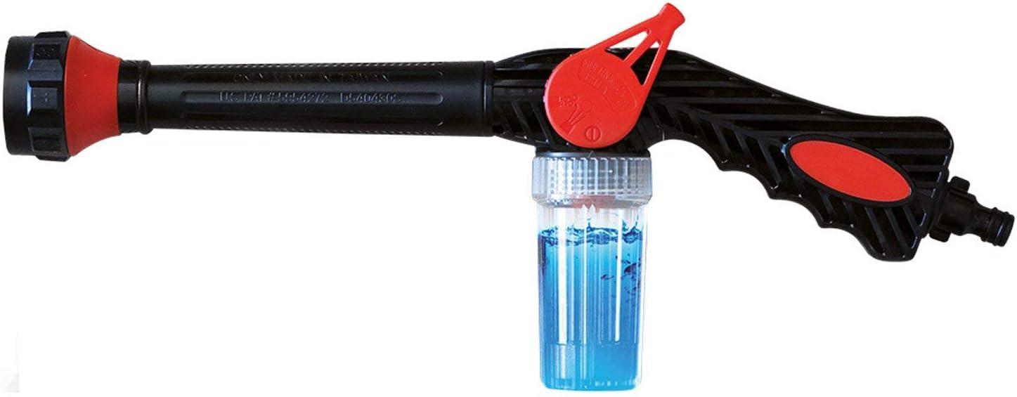 Unbekannt Hochdruckreiniger Waschpistole 8 Einstellungen Schaumd/üse