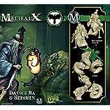 Malifaux: Resurrectionists - Datsu Ba Seishen by Malifaux