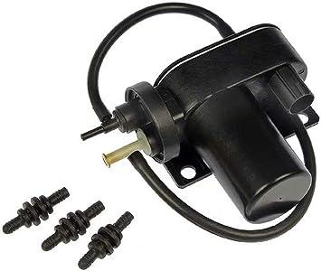 Black Electric Engine Vacuum Pump for Ford F250 F350 6.0L 7.3L Diesel 6C3Z2A451A