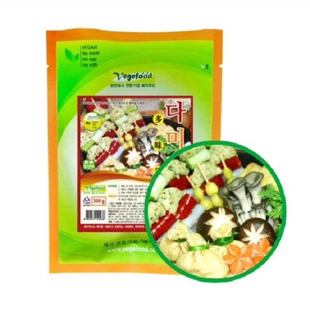 Vegetarian Fish Balls Substitute 300g