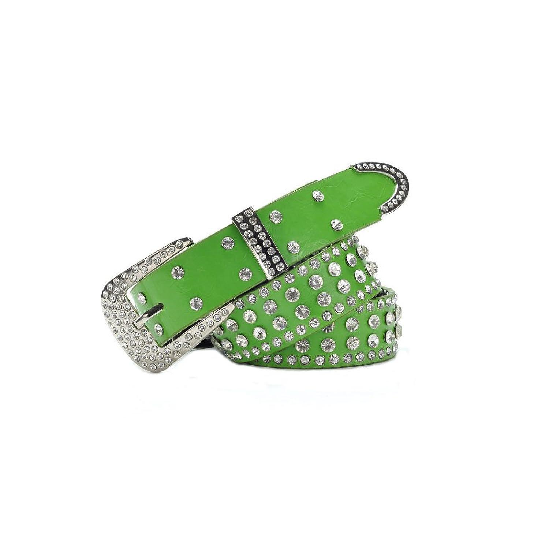 Sitong Women's fashion full diamond wide belt(6 colors)