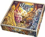 CMON Council of 4 4, Board Game