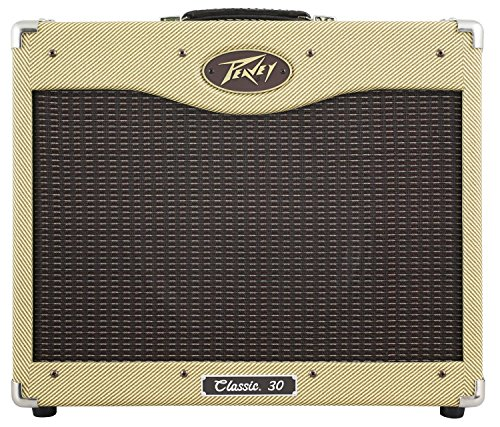 Amplifier 30 Combo Watt (Peavey Classic 30 II Combo Amp Electric Guitar 12