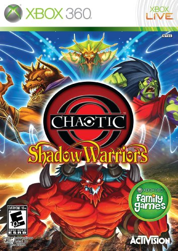 Chaotic Shadow Warriors - Xbox 360 (35 Xbox Card compare prices)