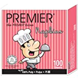 Premier Little Chef Serviette 100% pulp, 100 count