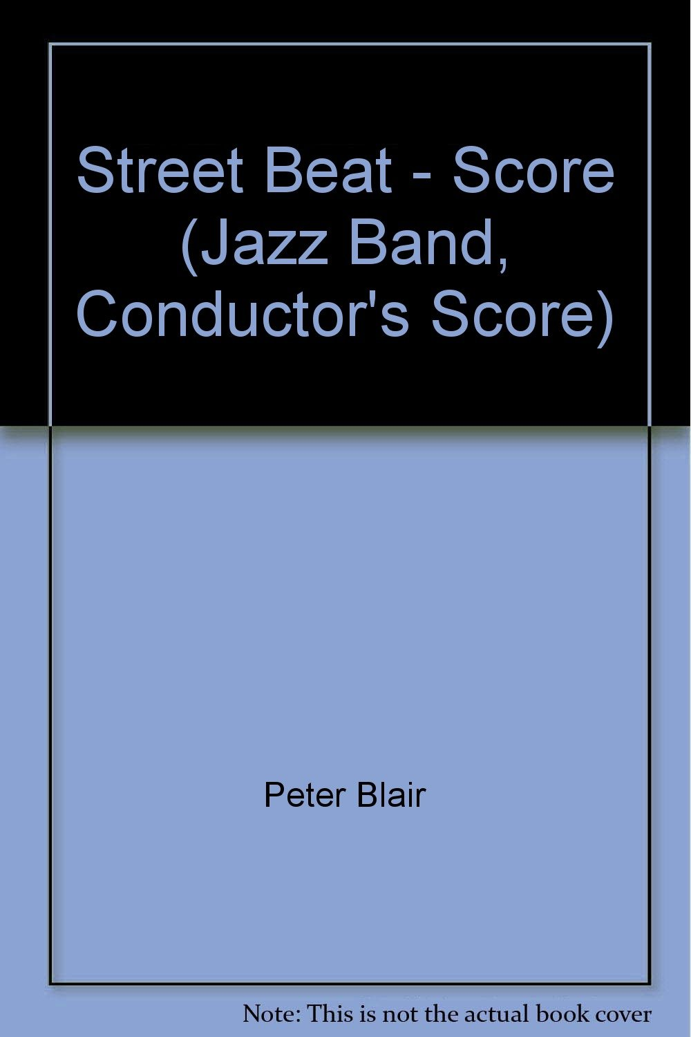Download Street Beat - Score (Jazz Band, Conductor's Score) PDF