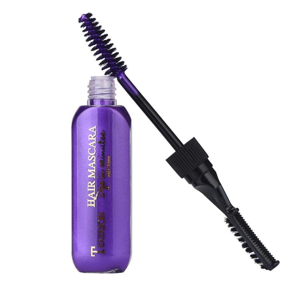 Amazon.com : 13 Colors Temporary Hair Dye Mascara Hair Dye ...