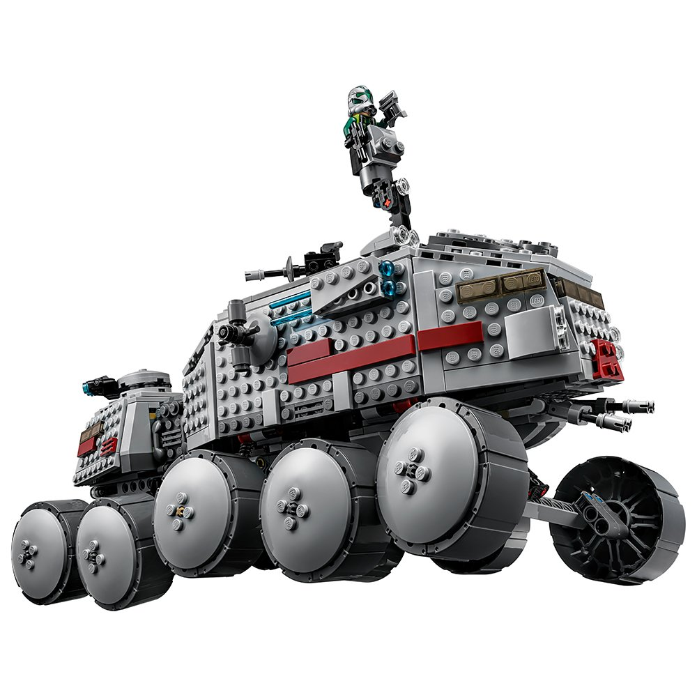 LEGO Star Wars Clone Turbo Tank 75151 Star Wars Toy by LEGO (Image #3)